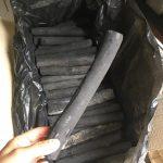 ユーカリ植林炭
