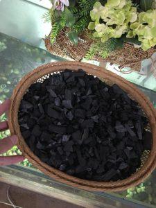 脱臭調湿用ユーカリ植林炭