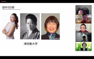 津田塾大学出身。女性の護り手となれるような会社を育てたいという想いで起業