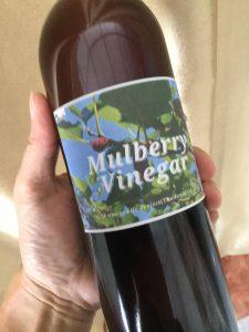 Mulberry Vinegar(桑の実酢)