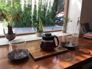 Hachiya coffee roastery