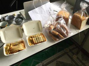 あんぱんミニ(2個入り)3パック クリームミニ(2個入り)3パック カレーパン4 生食パン